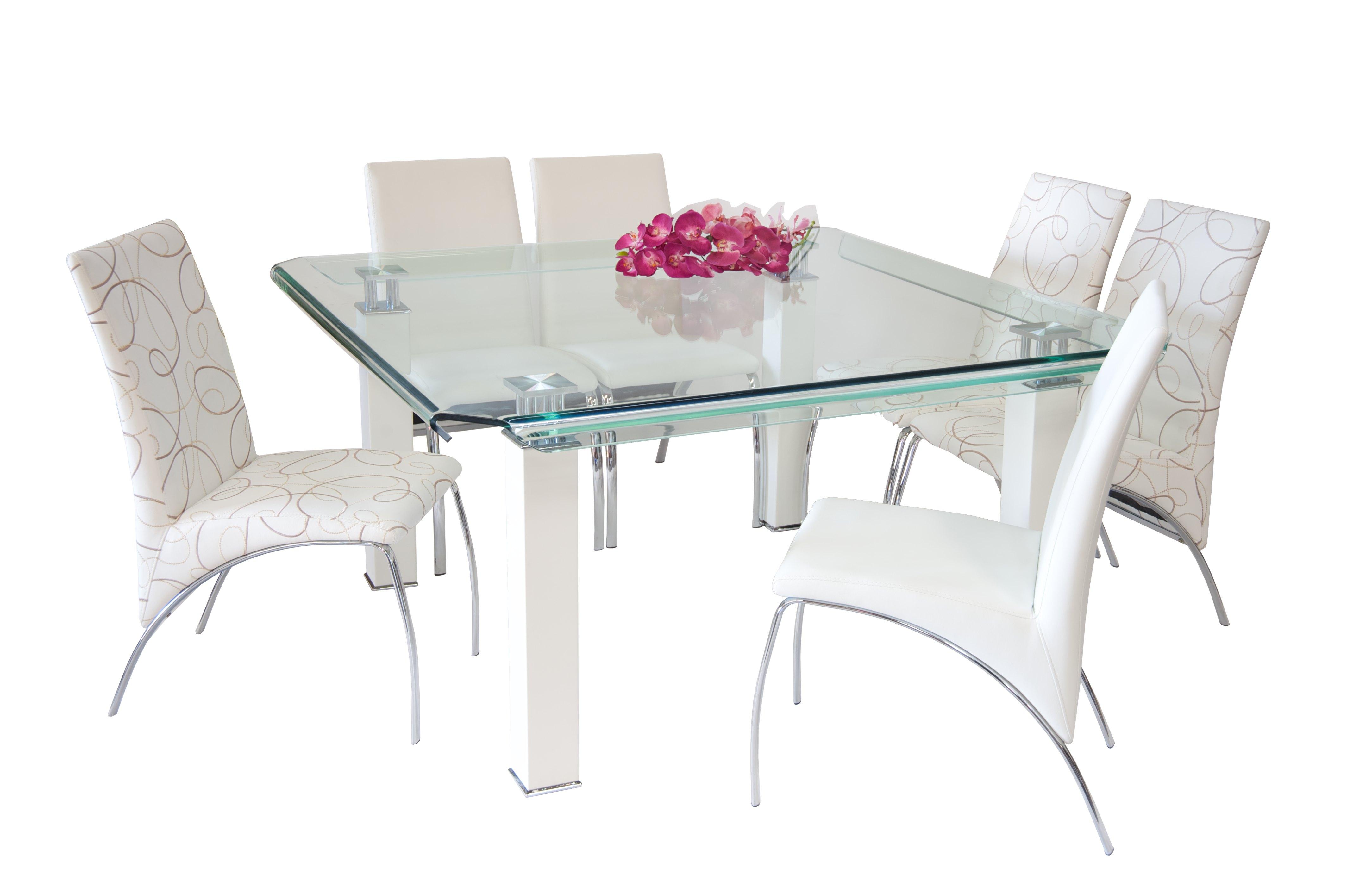 Piccola e grande calidad dise o confort y servicio en for Comedores de cristal df